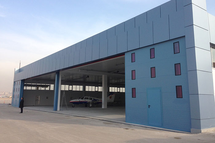 Otomatik Hangar Kapı Sistemleri