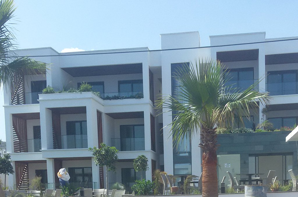 Taştan Konak Otel / Bodrum