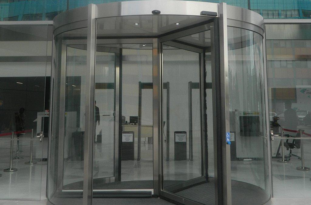 Türk Telekom Genel Müdürlük Binası / Aydınlıkevler