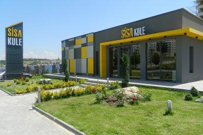 Sisa Kule Tanıtım Ofisi / Konutkent